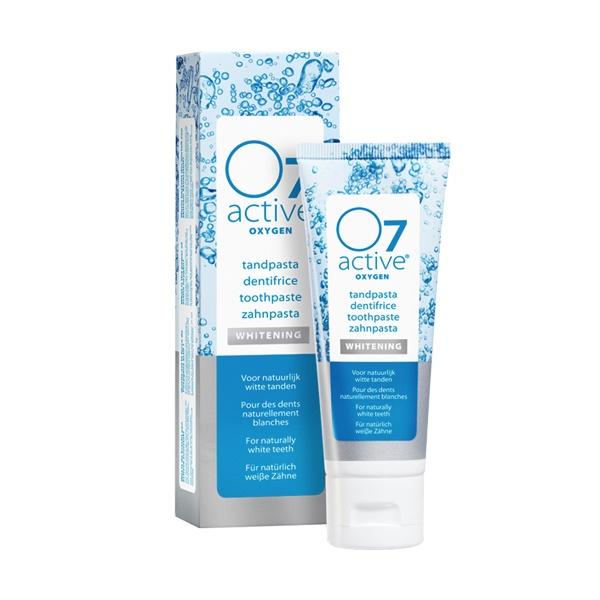 O7 dantų pasta su aktyviu deguonimi